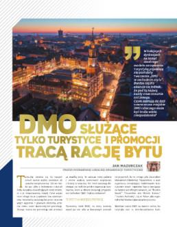 Magazyn Wasza Turystyka Jan Mazurczak